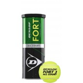 TUBE 3 BALLES DUNLOP FORT SELECT