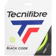 CORDA TECNIFIBRE PRO BLACK CODE LIME (12 METRI)