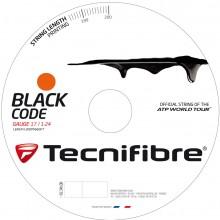 BOBINA TECNIFIBRE PRO BLACK CODE FIRE (200 METRI)