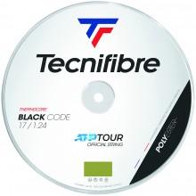 BOBINA TECNIFIBRE PRO BLACK CODE LIME (200 METRI)