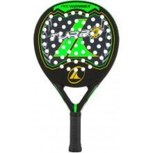 RAQUETTE PADEL PRO KENNEX TURBO BLACK GREEN