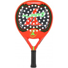 RAQUETTE PADEL PRO KENNEX TURBO RED ORANGE
