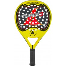 RAQUETTE PADEL PRO KENNEX TURBO YELLOW RED