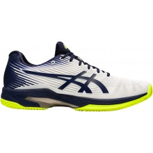 CHAUSSURES ASICS SOLUTION SPEED FF GOFFIN LONDON TERRE BATTUE