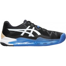 SCARPE ASICS GEL RESOLUTION 8 TERRA BATTUTA