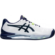 SCARPE ASICS GEL RESOLUTION 8 MONFILS LONDON TERRA BATTUTA