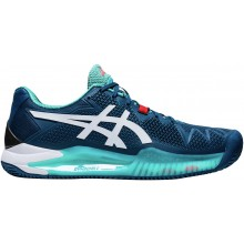 SCARPE ASICS GEL RESOLUTION 8 TERRA BATTURA