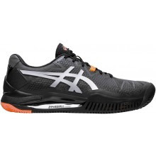 SCARPE ASICS GEL RESOLUTION 8 MONFILS NEW YORK TERRA BATTUTA