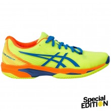CHAUSSURES ASICS SOLUTION SPEED FF 2 TERRE BATTUE EDITION LIMITEE