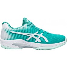 SCARPE ASICS DONNA SOLUTION SPEED FF TERRA BATTUTA