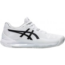 SCARPE ASICS DONNA RESOLUTION EXCLUSIVE TERRA BATTUTA