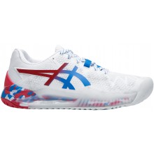 SCARPE ASICS DONNA GEL RESOLUTION 8 RETRO TOKYO TUTTE LE SUPERFICI