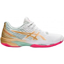SCARPE ASICS DONNA SOLUTION SPEED FF 2 PARIS TERRA BATTUTA