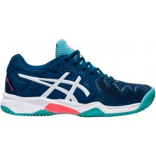 SCARPE ASICS JUNIOR GEL RESOLUTION 8 GS TERRA BATTUTA