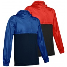 GIACCA A VENTO UNDER ARMOUR 1/2 ZIP