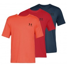 MAGLIETTA UNDER ARMOUR CHEST