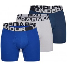 CONFEZIONE DA 3 BOXER UNDER ARMOUR CHARGED COTTON 6
