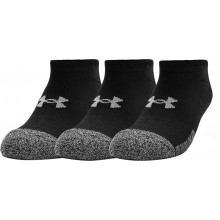 3 PAIRES DE CHAUSSETTES UNDER ARMOUR HEATGEAR