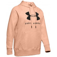 SWEAT UNDER ARMOUR FEMME RIVAL FLEECE SPORTSTYLE GRAPHIC