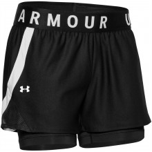 SHORT UNDER ARMOUR FEMME PLAY UP 2IN1