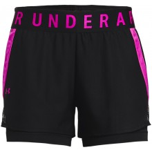 PANTALONCINI UNDER ARMOUR DONNA PLAY UP 2IN1