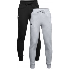 PANTALONI UNDER ARMOUR JUNIOR RAGAZZO RIVAL COTTON