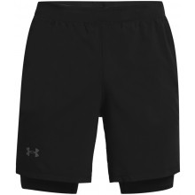 "SHORT UNDER ARMOUR LAUNCH SW 7"" 2N1"