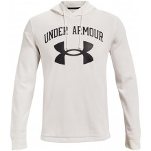 SWEAT A CAPUCHE UNDER ARMOUR RIVAL TERRY BIG LOGO