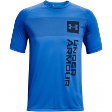 T-SHIRT UNDER ARMOUR TECH 2.0 VERT WORDMARK