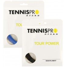 CORDA TENNISPRO TOUR POWER (12 METRI)