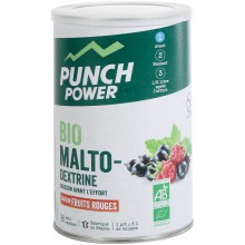 VASETTO ANTIOSSIDANTE PUNCH POWER BIOMALTODEXTRINE FRUTTI ROSSI (500 G)