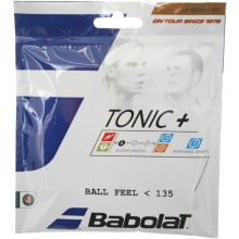 CORDA BABOLAT TONIC + BALL FEEL (12 METRI)