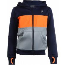 SWEAT ASICS JUNIOR FLEECE FZ