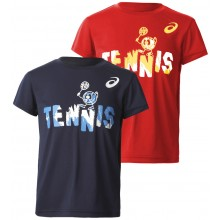 T-SHIRT ASICS JUNIOR CLUB