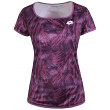 MAGLIETTA LOTTO DONNA TOP TEN PRINTED