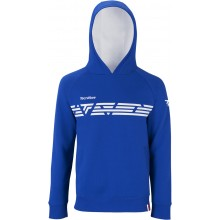 FELPA CON CAPPUCCIO TECNIFIBRE JUNIOR FLEECE