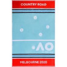 ASCIUGAMANO GYM AUSTRALIAN OPEN 2020 59X90 CM