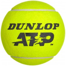 GIANT 9 BALL DUNLOP ATP JAUNE