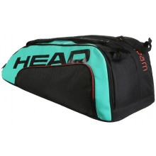 BORSA DA TENNIS HEAD TOUR TEAM GRAVITY MONSTERCOMBI 12R