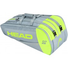 BORSA DA TENNIS HEAD CORE SUPERCOMBI 9R