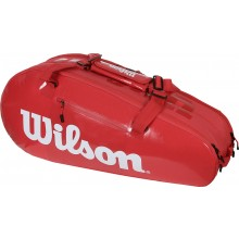 BORSA DA TENNIS WILSON SUPER TOUR INFRARED 2 COMP SMALL