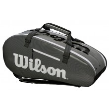 BORSA DA TENNIS WILSON SUPER TOUR INFRARED 2 COMP LARGE