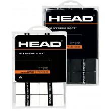 CONFEZIONE DA 12 OVERGRIP HEAD XTREME SOFT