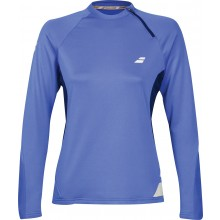 FELPA BABOLAT DONNA PERFORMANCE 1/2 ZIP