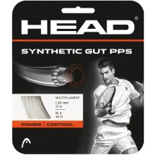 CORDA HEAD SYNTHETIC GUT PPS BIANCO (12m)