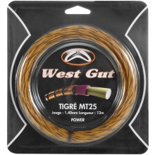 CORDA DA TENNIS WEST GUT MT2 TIGRE (BOBINE - 200M)
