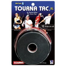 10 OVERGRIP TOURNA TAC XL NERO