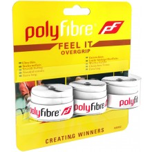 3 OVERGRIP POLYFIBRE FEEL IT