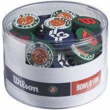BOWL 50 ANTIVIBRATEURS WILSON ROLAND GARROS VIBRA COLLECTION