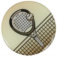 DESIGN PER MEDAGLIE PADEL (EPOSSIDICO - 50MM)